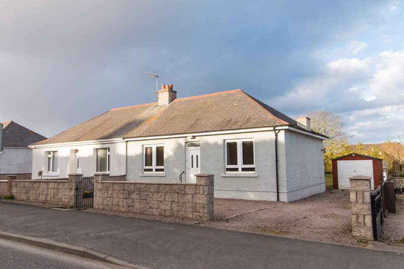 2 Bedrooms Semi Detached Bungalow for sale in Cookston Road, Portlethen