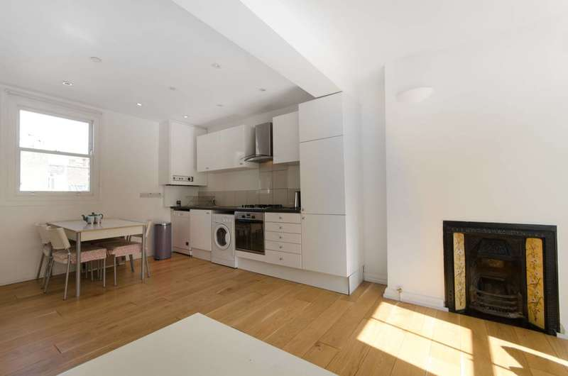 2 Bedrooms Flat for sale in Warwick Way, Pimlico, SW1V