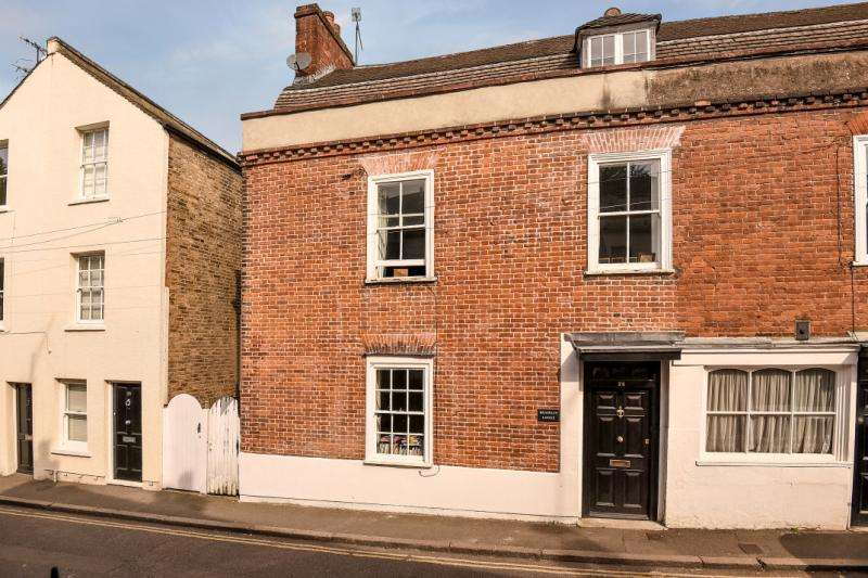 3 Bedrooms Semi Detached House for sale in Harrow On The Hill
