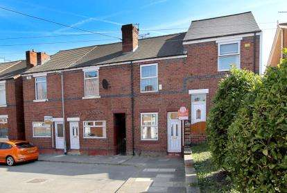 2 Bedrooms House for sale in Gladys Street, Rotherham, South Yorkshire