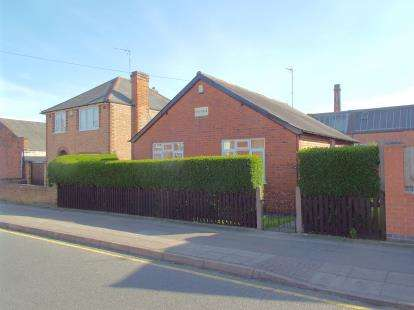 2 Bedrooms Bungalow for sale in Duncan Road, Leicester, Leicestershire