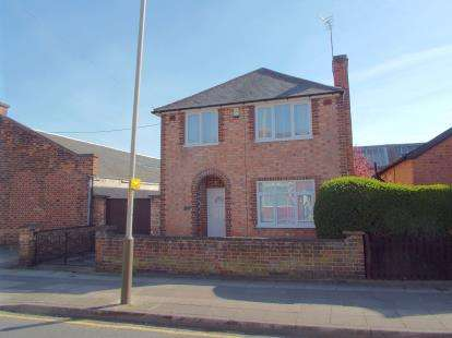 3 Bedrooms Detached House for sale in Duncan Road, Leicester, Leicestershire