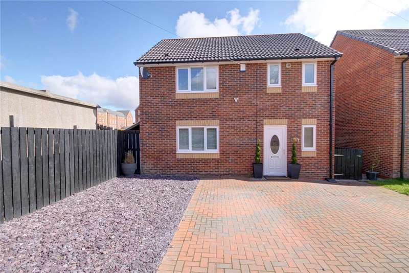 3 Bedrooms Detached House for sale in John Street South, Langley Moor, Durham, DH7