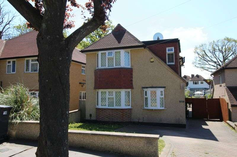 4 Bedrooms Detached House for sale in Glenhurst Rise, Upper Norwood, London SE19