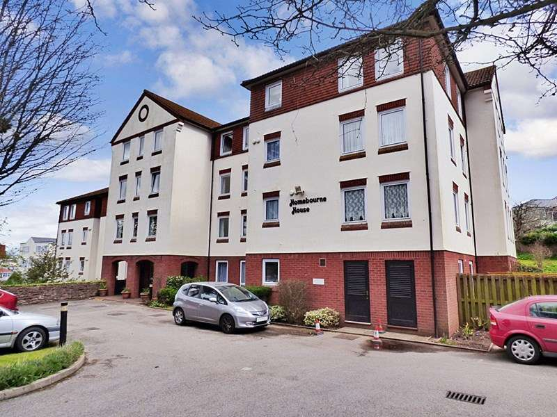 2 Bedrooms Retirement Property for sale in Homebourne House, Paignton, TQ4 6PT