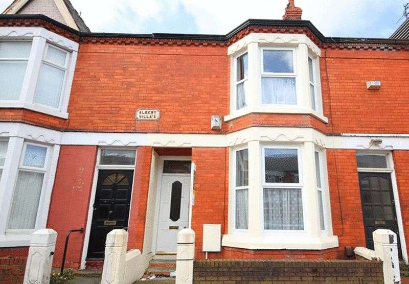 3 Bedrooms Terraced House for sale in Prince Alfred Road, Wavertree, Liverpool, L15