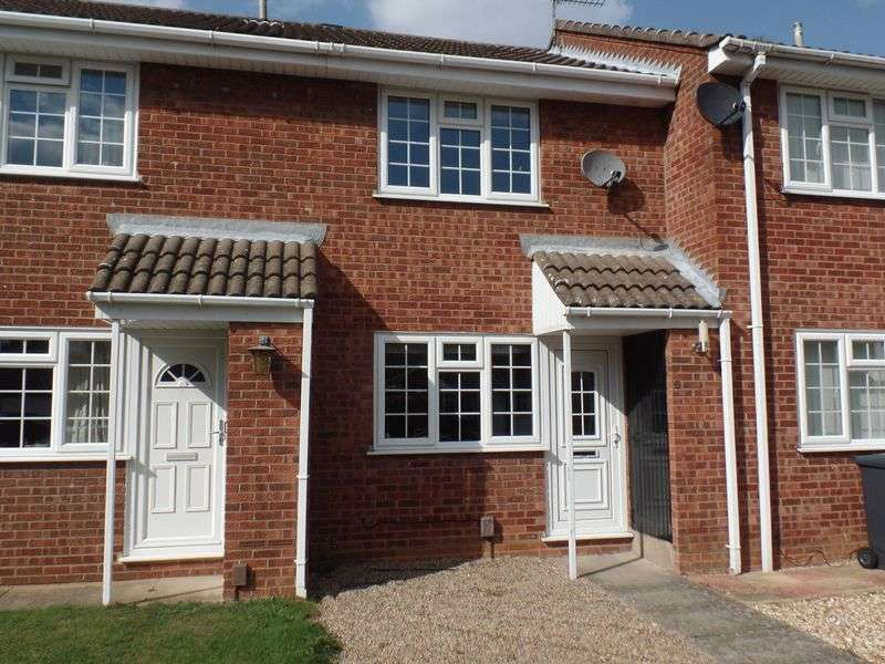 2 Bedrooms Terraced House for sale in Neile Close, Lincoln