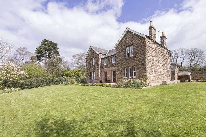 5 Bedrooms Detached House for sale in HOB HILL, HAZELWOOD