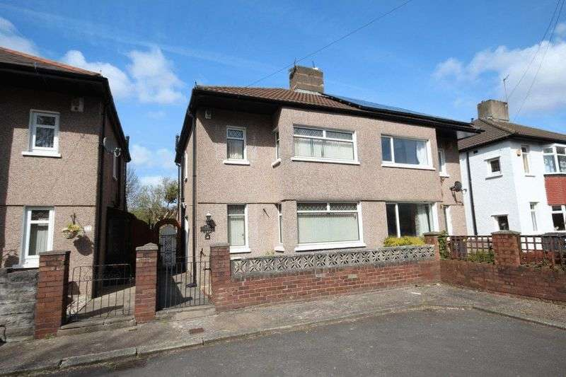 3 Bedrooms Semi Detached House for sale in Lansdowne Avenue West, Canton