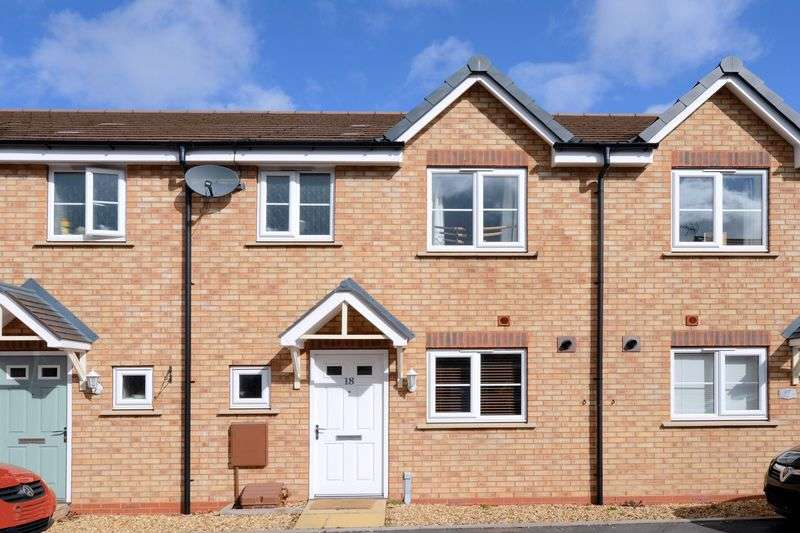 3 Bedrooms Terraced House for sale in Williams Crescent, Shifnal, Shropshire.