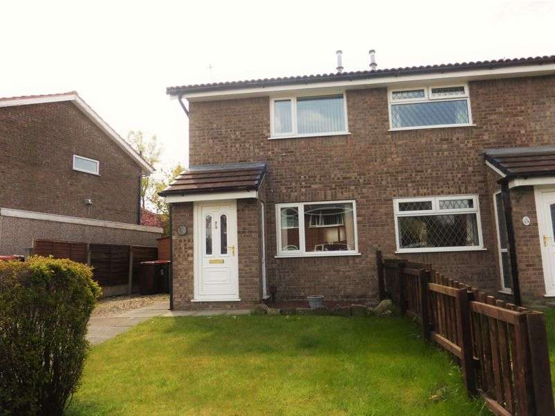 2 Bedrooms Semi Detached House for sale in Manor House Lane, Ribbleton, Preston