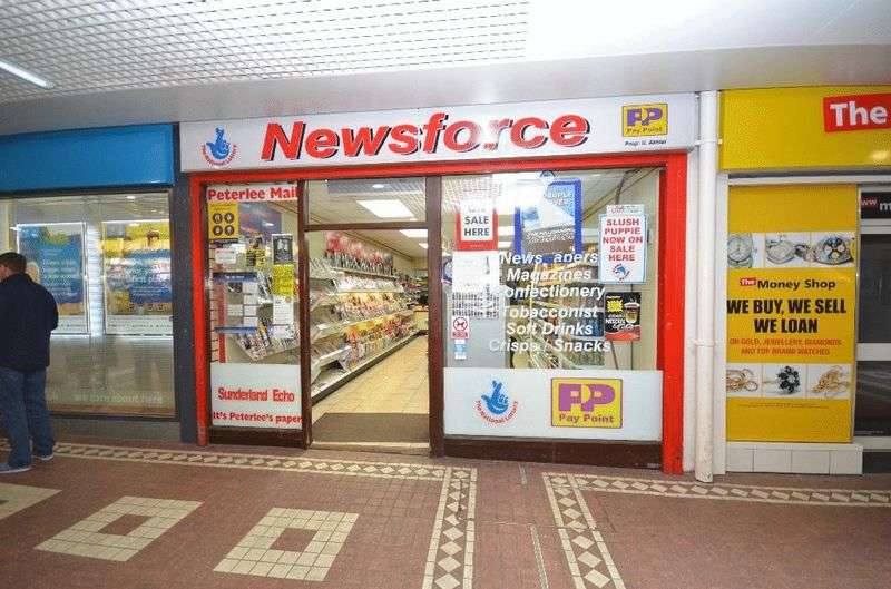 Property for sale in News Force, Castledene Shopping Centre, The Chare, Peterlee, County Durham, SR8