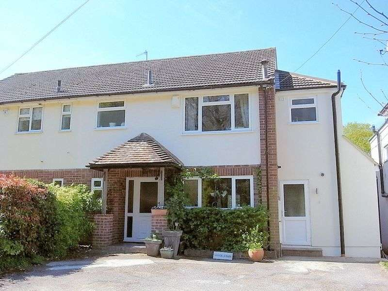 4 Bedrooms Semi Detached House for sale in Surrey, GU3