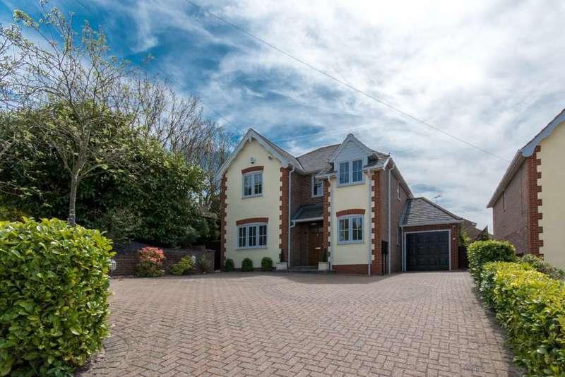 4 Bedrooms Detached House for sale in Hillfield Road, Hemel Hempstead
