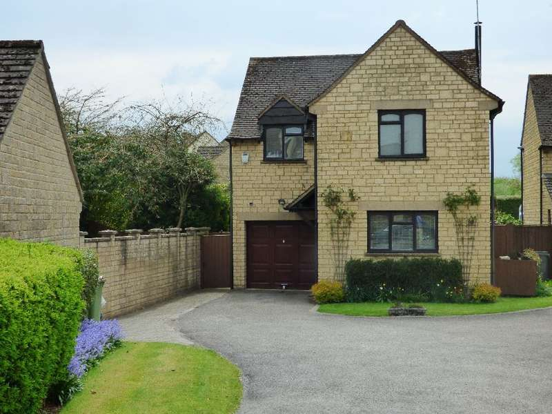 3 Bedrooms Detached House for sale in Station Road, Kemble, Cirencester, Gloucestershire