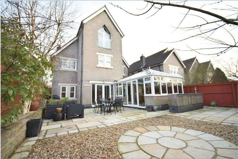 5 Bedrooms Detached House for sale in 23 Preswylfa Court, Merthyr Mawr Road, Bridgend CF31 3NX