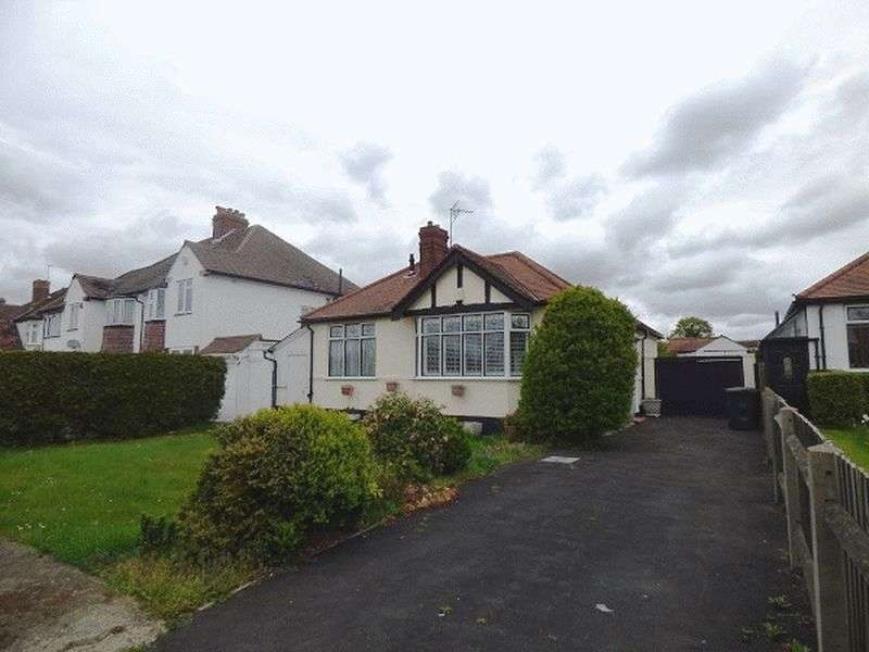 2 Bedrooms Detached Bungalow for sale in Kingston Road, EPSOM, Surrey
