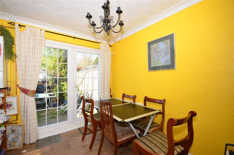 2 Bedrooms End Of Terrace House for sale in Essex Road, Maidstone, Kent