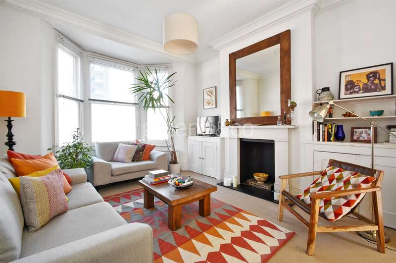 4 Bedrooms Maisonette Flat for sale in Kilburn Park Road, Maida Vale, London, NW6