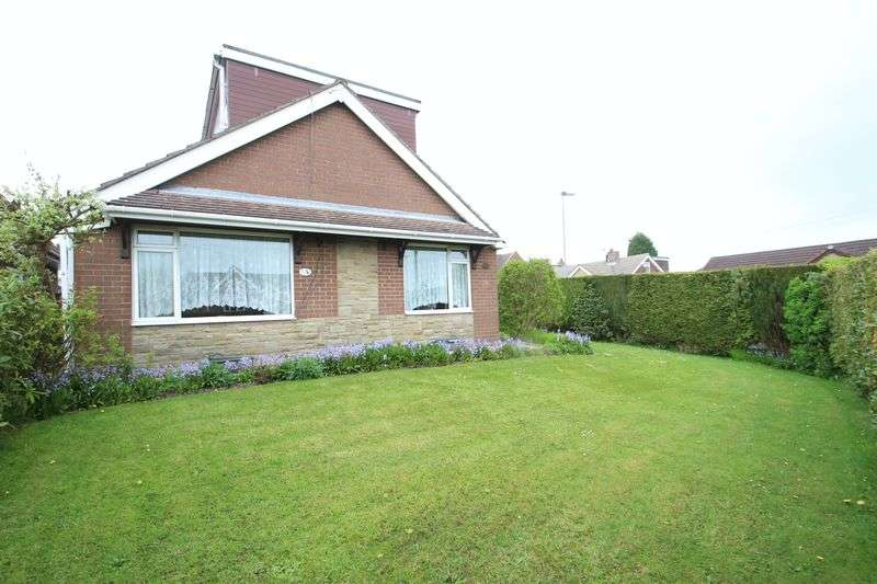 4 Bedrooms Detached Bungalow for sale in New Street, Biddulph Moor, Stoke-On-Trent