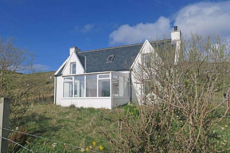 2 Bedrooms Cottage House for sale in Feriniquarrie, Isle Of Skye