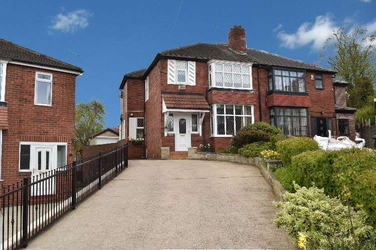 3 Bedrooms Semi Detached House for sale in Richard Road, South Yorkshire, S60 2QP