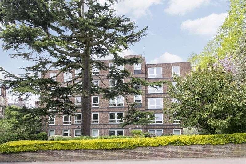 2 Bedrooms Flat for sale in Broadlands Road, Highgate, N6
