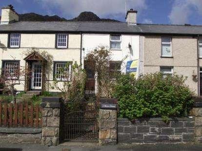 1 Bedroom Terraced House for sale in Bryn Dinas, Glanypwll, Blaenau Ffestiniog, Gwynedd, LL41