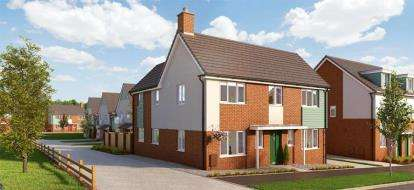 4 Bedrooms Detached House for sale in Bardon View, Bardon Road, Coalville, Leicestershire