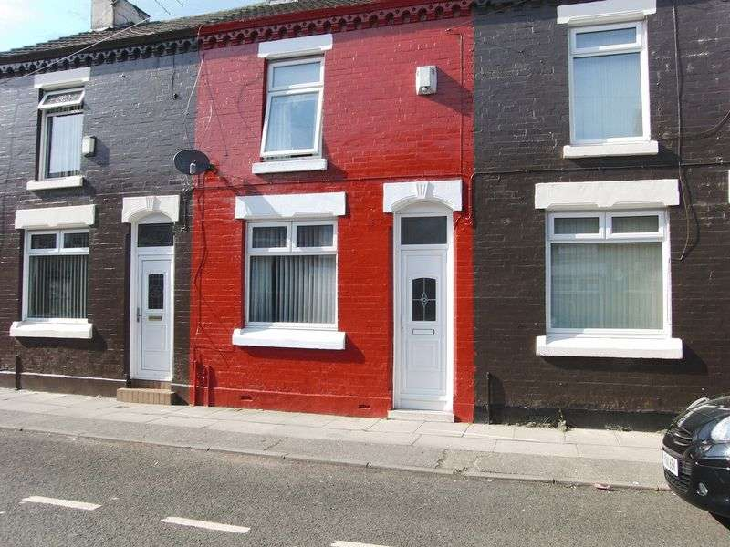 2 Bedrooms Terraced House for sale in Espin Street, Liverpool