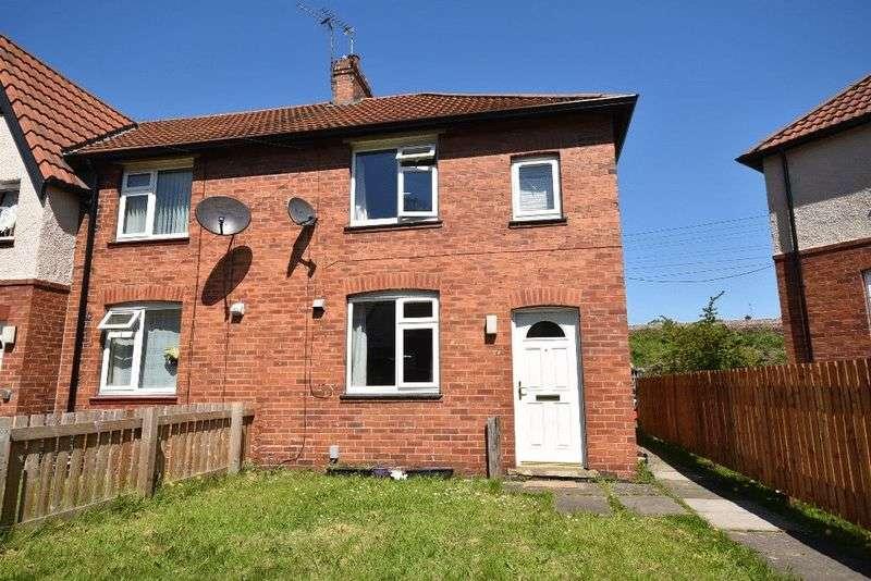 2 Bedrooms Terraced House for sale in Portobello Grove, Wakefield