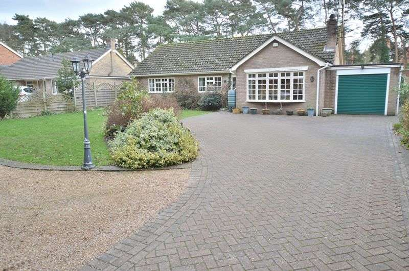 3 Bedrooms Detached Bungalow for sale in 6 Spa Road, Woodhall Spa