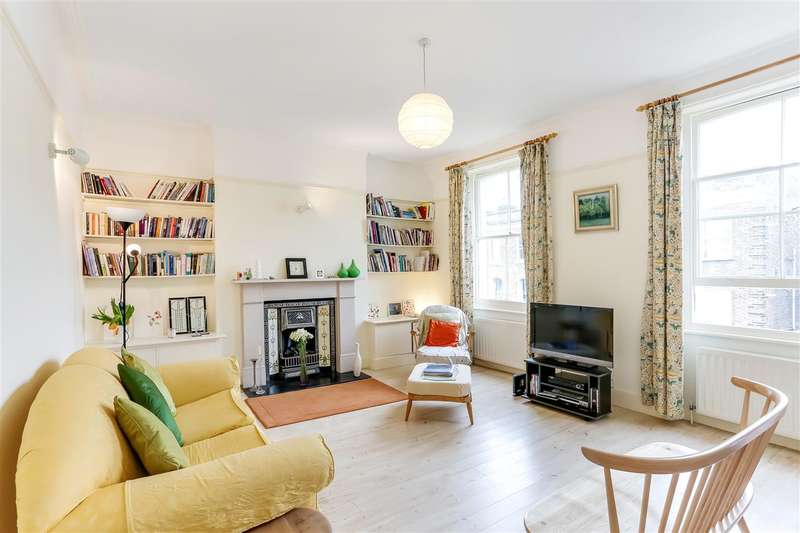 2 Bedrooms Apartment Flat for sale in Falkland Road, London