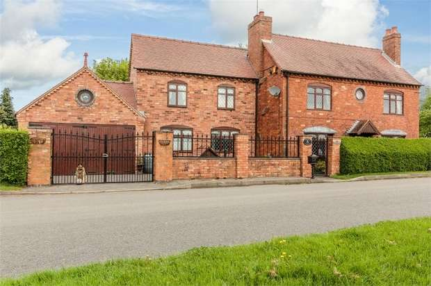 5 Bedrooms Detached House for sale in Chapel Lane, Wythall, Birmingham, Worcestershire