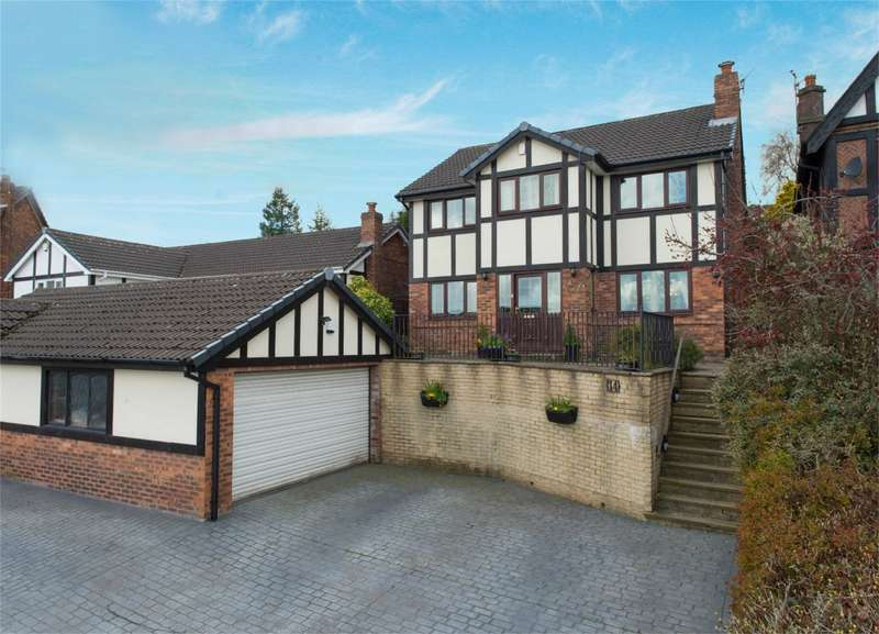 4 Bedrooms Detached House for sale in Claybank Drive, Tottington, Bury, Lancashire