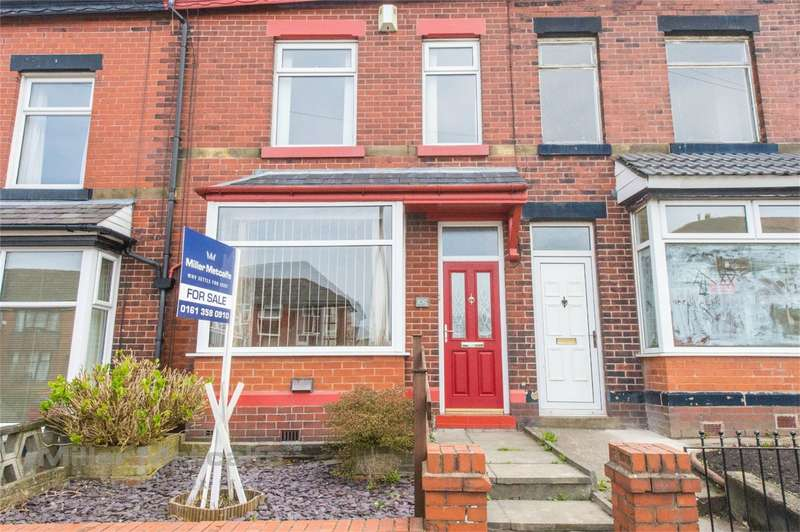 3 Bedrooms Terraced House for sale in Outwood Road, Radcliffe, Manchester, Lancashire