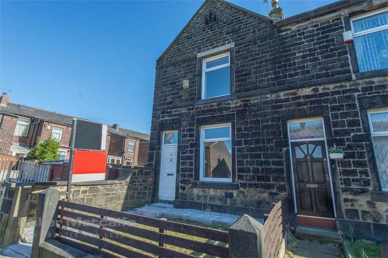2 Bedrooms End Of Terrace House for sale in Haslam Street, Walmersley, Bury, Lancashire