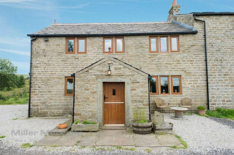 2 Bedrooms Semi Detached House for sale in Coal Pit Lane, Rossendale, Lancashire