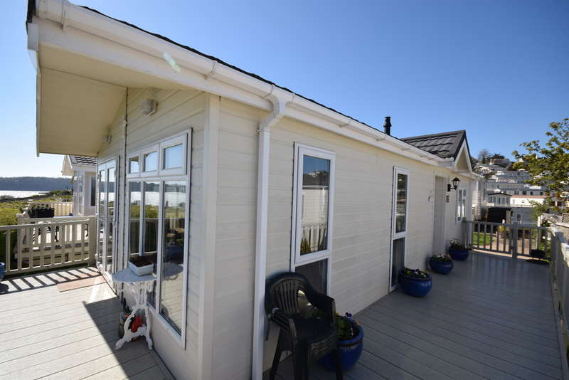 2 Bedrooms Mobile Home for sale in Waterside Holiday Park, Dartmouth Road