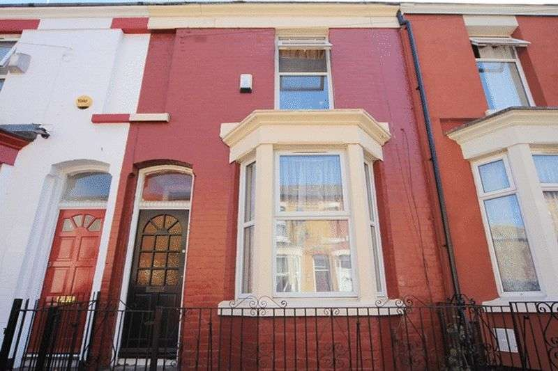 2 Bedrooms Terraced House for sale in Aspen Grove, Toxteth, Liverpool, L8