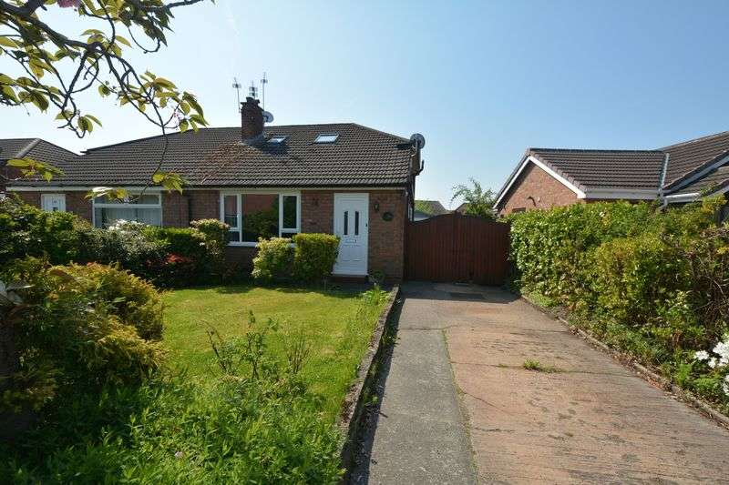 3 Bedrooms Semi Detached Bungalow for sale in Ashdale Drive, Heald Green, Cheadle