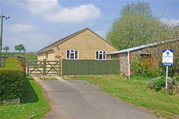 2 Bedrooms Bungalow for sale in Plough View, South Brewham, Bruton