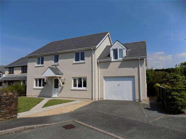 5 Bedrooms Detached House for sale in Catherines Gate, Merlins Bridge, Haverfordwest