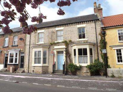 4 Bedrooms Terraced House for sale in Bridge Street, Yarm, Durham