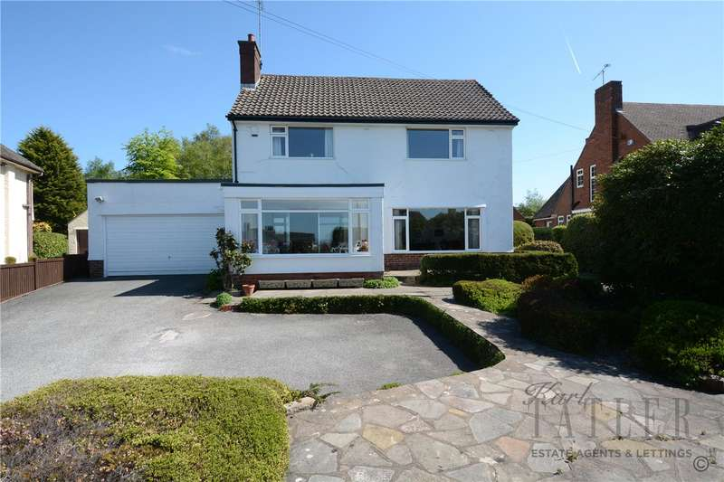 4 Bedrooms Detached House for sale in Oldfield Way, Heswall, Wirral