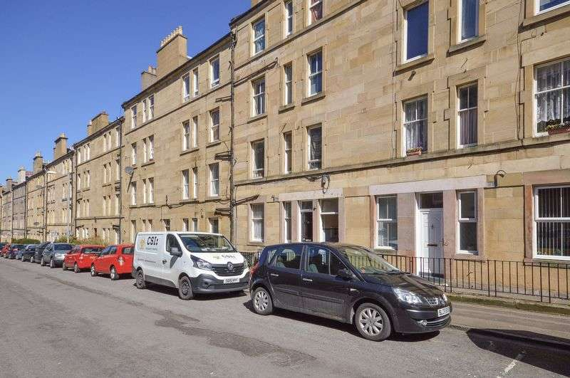 1 Bedroom Flat for sale in 27/2 Wardlaw Place, Gorgie, Edinburgh, EH11 1UG
