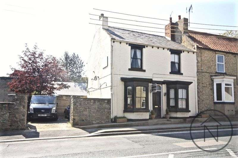 2 Bedrooms Terraced House for sale in High Street, Aycliffe Village