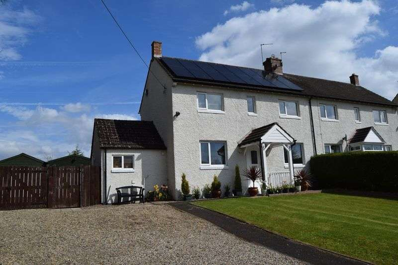3 Bedrooms Semi Detached House for sale in St. Helens Lane, Corbridge
