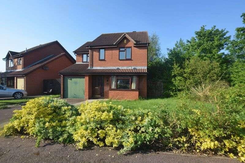 4 Bedrooms Detached House for sale in Holst Crescent, Browns Wood, Milton Keynes