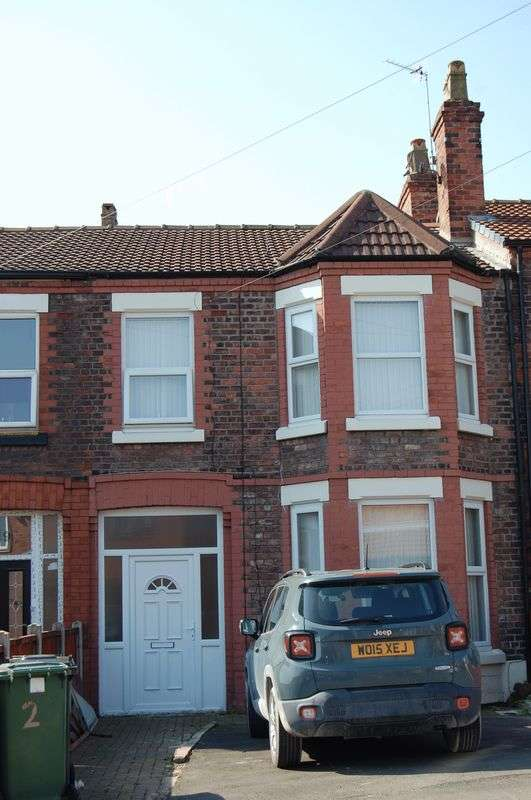 5 Bedrooms Terraced House for sale in 4 bed investment property in Birkenhead